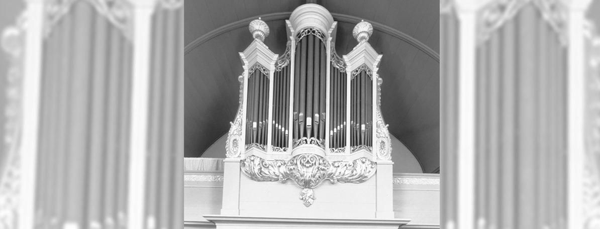 Orgel historie - Remonstranten Oude Wetering