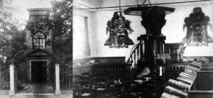 oud interieur remonstrantse kerk oude wetering