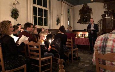 Kerstavond kinderdienst