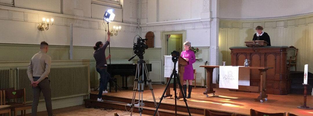 Digitale Pinksterdienst vanuit Haarlem dit jaar